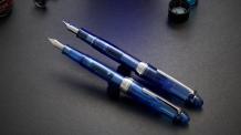 Lorelei vs. Sailor Procolor 500_Blue Demonstrators_Comparison Review_Duel of fates - 22