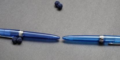 Lorelei vs. Sailor Procolor 500_Blue Demonstrators_Comparison Review_Duel of fates - 8