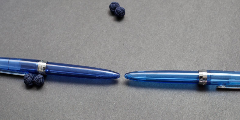 Lorelei vs. Sailor Procolor 500_Blue Demonstrators_Comparison Review_Duel of fates - 8