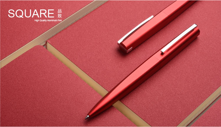 KACO_SQUARE_BALLPOINT_PEN_IN_RED