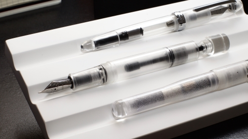 Opus_88_Koloro_Demonstrator_Review_An_Authentic_Eyedropper_made_in_Taiwan_Clear_Acrylic - 17