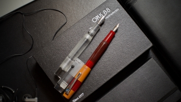 Opus_88_Koloro_Demonstrator_Review_An_Authentic_Eyedropper_made_in_Taiwan_Clear_Acrylic - 4